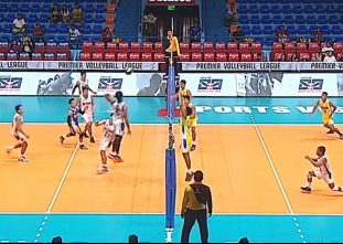 PREMIER VOLLEYBALL LEAGUE: MEG vs PAF (S1)