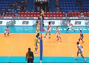 PREMIER VOLLEYBALL LEAGUE: MEG vs PAF (S2)