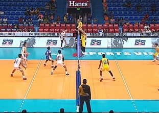 PREMIER VOLLEYBALL LEAGUE: MEG vs PAF (S3)