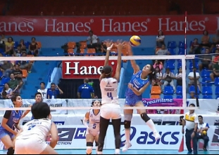 PREMIER VOLLEYBALL LEAGUE: POC vs PAF (S1)