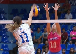 PREMIER VOLLEYBALL LEAGUE GAME HIGHLIGHTS: CCS vs BLP