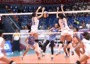 PREMIER VOLLEYBALL LEAGUE: POC vs PAF (S3)