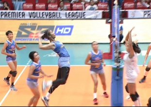 PREMIER VOLLEYBALL LEAGUE: POC vs PAF (S2)