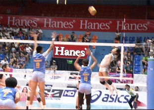 PREMIER VOLLEYBALL LEAGUE: POC vs PAF (S4)