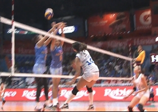 PREMIER VOLLEYBALL LEAGUE: POC vs PAF (S5)