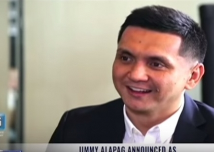 Alab Pilipinas head coach Jimmy Alapag eyes championship