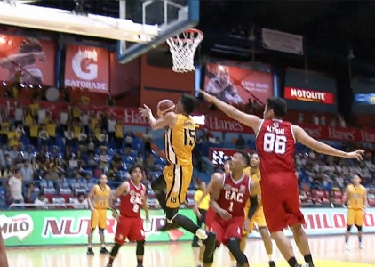 NCAA 93: JRU vs EAC (Q3)  - August 15, 2017