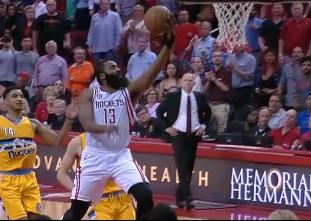Top 25 plays of the 2016-17 season: Houston Rockets
