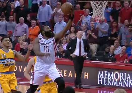 Top 25 plays of the 2016-17 season: Houston Rockets