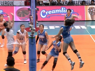 PREMIER VOLLEYBALL LEAGUE FINALS GAME 2: BLP vs POC (S1)