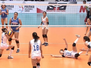 PREMIER VOLLEYBALL LEAGUE FINALS GAME 2: BLP vs POC (S2)