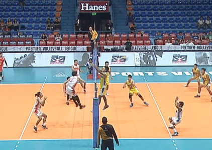 PREMIER VOLLEYBALL LEAGUE: MEG vs CIG (S1)