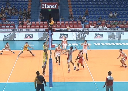 PREMIER VOLLEYBALL LEAGUE: MEG vs CIG (S2)