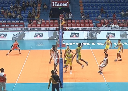 PREMIER VOLLEYBALL LEAGUE: MEG vs CIG (S3)