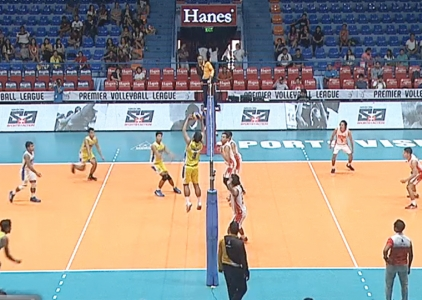 PREMIER VOLLEYBALL LEAGUE: MEG vs CIG (S4)