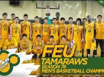 WATCH! FEU Tamaraws' basketball brilliance | UAAP season 80