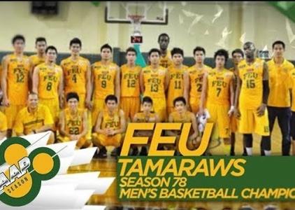 WATCH! FEU Tamaraws' basketball brilliance | UAAP season 80