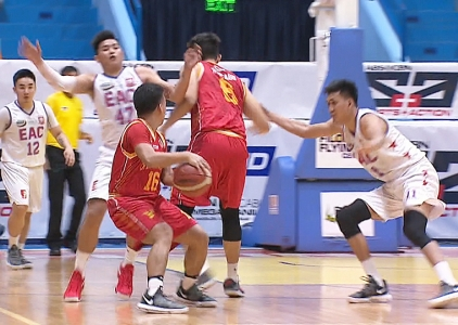 NCAA 93: EAC vs SSC R(Q2)  - August 18, 2017