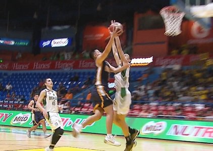NCAA 93: CSB vs JRU R(Q3)  - August 18, 2017
