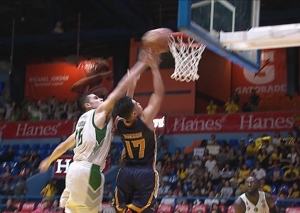 NCAA 93: CSB vs JRU R(Q4)  - August 18, 2017