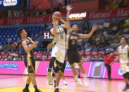 NCAA 93: CSB vs JRU (Q2)  - August 18, 2017