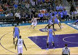 Top 10 plays of the 2016-17 season: Charlotte Hornets