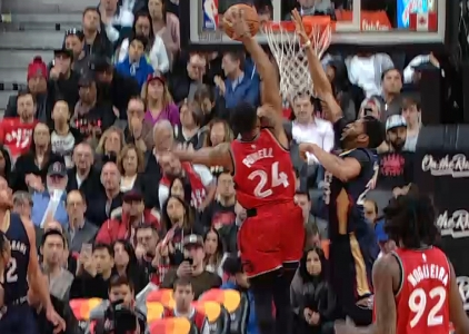 Toronto Raptors' Top 10 Plays of 2016-17 Season