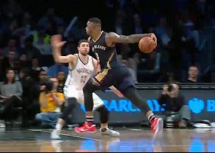 Top 10 ball fakes from the 2016-17 NBA season