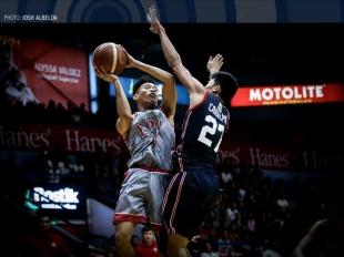 WATCH: Jayvee Marcelino scores over three defenders!