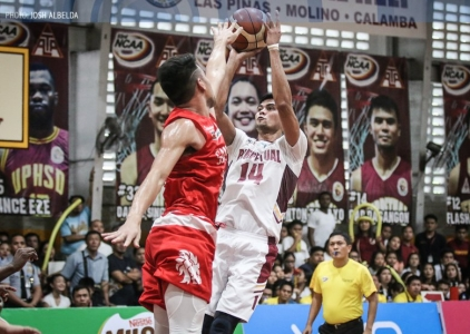 WATCH: Dagangon leaves defense in the dust for slick layup