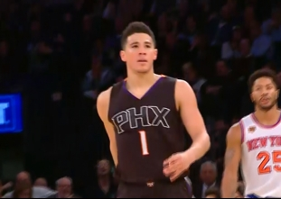 Top 10 plays of the 2016-17 season: Devin Booker