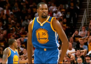 Top 10 plays of the 2016-17 season: Kevin Durant
