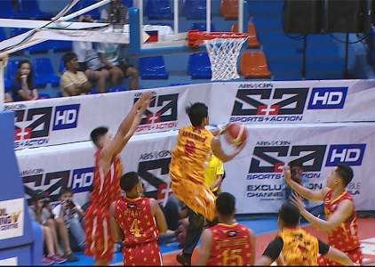 NCAA 93 ALLSTAR: Saints vs Heroes Game Highlights