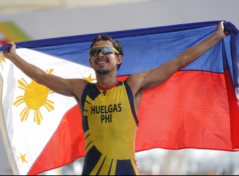 WATCH! Nikko Huelgas' journey as an athlete