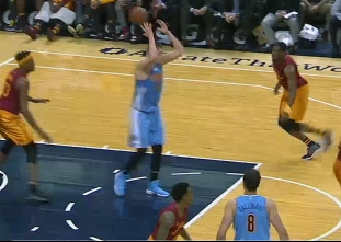 The best plays from centers: 2016-17 NBA season