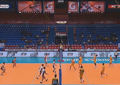 PREMIER VOLLEYBALL LEAGUE : UP vs UST (S3)