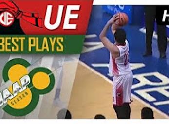 UE ball-movement leads to Alvin Pasaol three