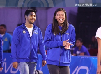 Meet the UAAP Legends to kick-off season 80!