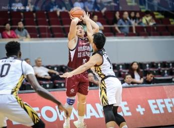 Paul Desiderio claims, drains GAME-WINNING three-pointer