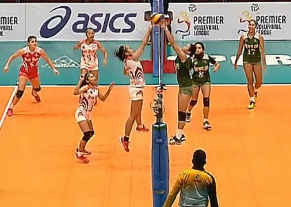 PREMIER VOLLEYBALL LEAGUE GAME HIGHLIGHTS: SBC vs CSB