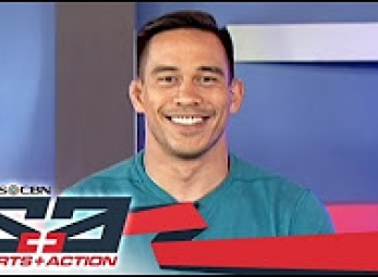 Fil-Am MMA fighter AJ Matthews on The Score