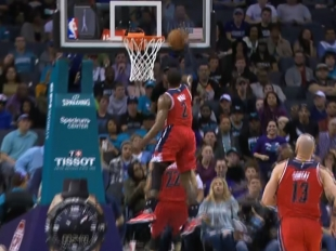 The best chasedown blocks from the 2016-17 NBA season