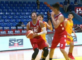 NCAA 93: MU vs EAC (Q2)