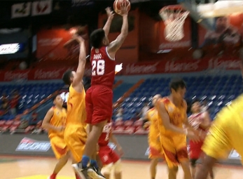 NCAA 93: MU vs EAC (Q3)