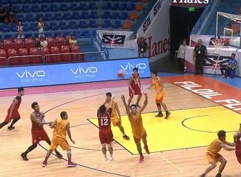 NCAA 93: MU vs EAC Game Highlights