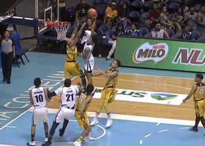 UAAP 80 MEN'S BASKETBALL ROUND 1: AdU vs UST Game Highlights