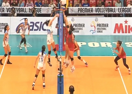 PREMIER VOLLEYBALL LEAGUE GAME HIGHLIGHTS: ADMU vs LPU
