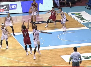 UAAP 80 MEN'S BASKETBALL ROUND 1: UP vs UE Game Highlights
