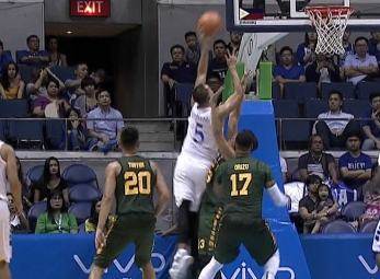 UAAP 80 MENS BASKETBALL ROUND 1: ADMU vs FEU Game Highlights