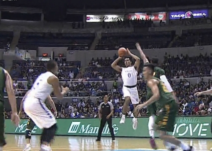 UAAP 80 MEN'S BASKETBALL ROUND 1: ADMU vs FEU (Q4)